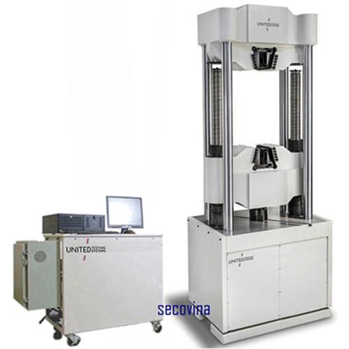 A 1000KN Steel Universal Testing Machine
