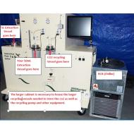 1x5L Supercritical CO2 Custom System