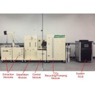 40 Liter Supercritical Fluid System