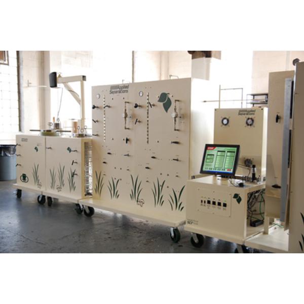 Hệ thống trích ly bằng CO2 siêu tới hạn 2x15 lít