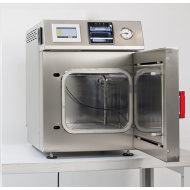 Laboratory tabletop autoclave
