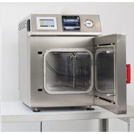 Laboratory tabletop autoclave