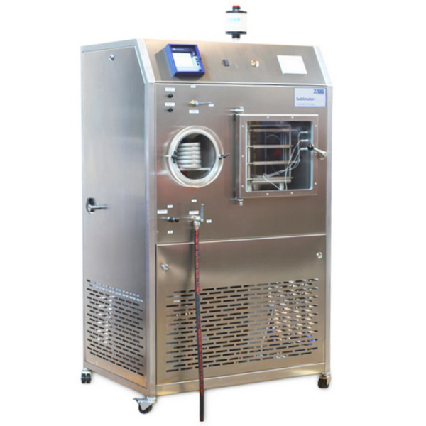 Lab-Pilot Freeze Dryer