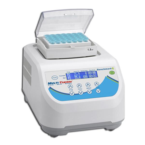 Máy lắc Vortex có ủ nhiệt ấm lạnh H5000-HC-E
