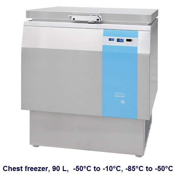 Ultra low chest freezer