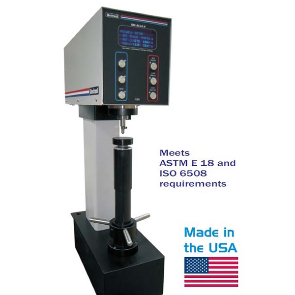 UNITED TRU-BLUE II Computerized Hardness Tester
